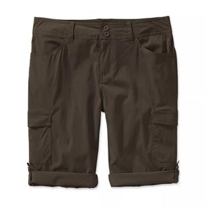 Patagonia Women's Sz 8 Solimar Shorts Cargo Style